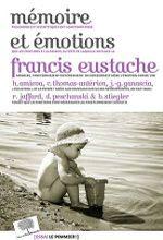 """Couverture livre """"Mémoire et émotions"""""""