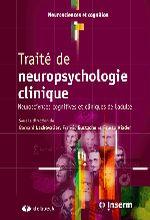 """Couverture livre """"Traité de neuropsychologie clinique"""""""