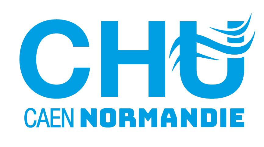 Logo C.H.U. Caen